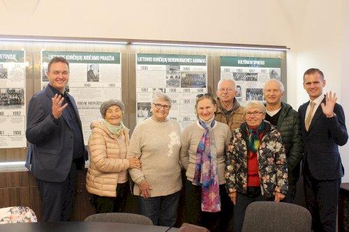 Gestų kalbos teisė senjorams 09. 25 d. Susitikimas su senjorais LKD