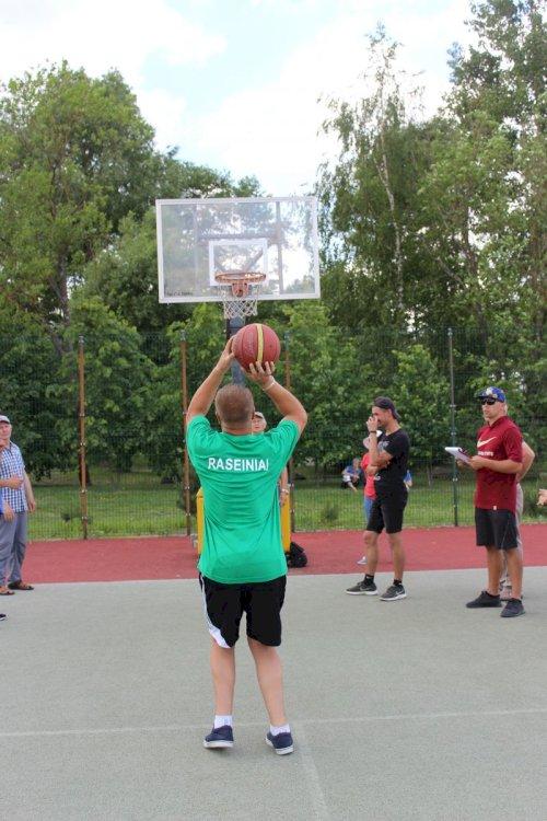 Krepšinio varžybos