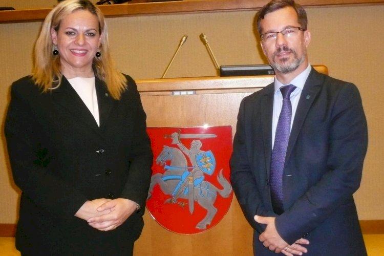 Lrytas.lt straipsnis: Europos kurčiųjų sąjunga siūlo gestų kalbas įteisinti valstybių konstitucijose