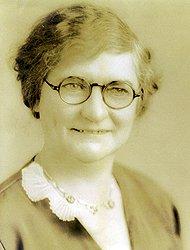 Agatha Tiegel Hanson – pirmoji Galaudeto universitetą baigusi moteris