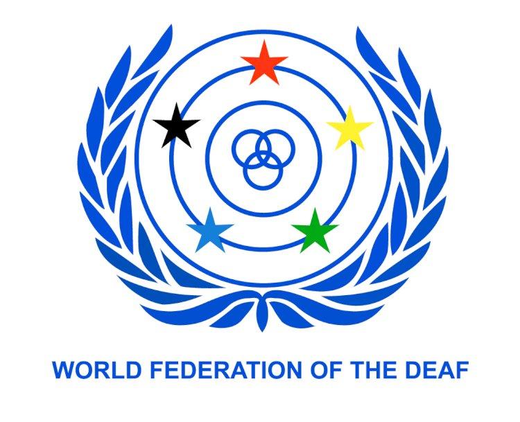 """Pasaulio kurčiųjų federacijos pozicija: """"Kurčiųjų bendruomenė tarp """"neįgalumo"""" ir """"kultūrinės bei kalbinės mažumos"""""""