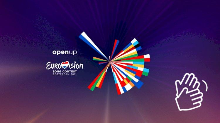 """""""Eurovizija 2021"""" dainos gestų kalba"""